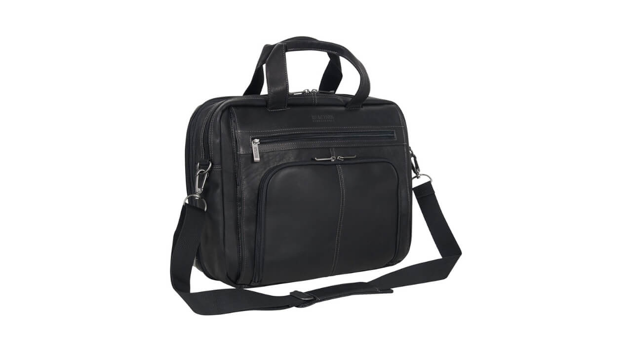 Kenneth Cole Reaction Columbian Best Laptop Bags For Men