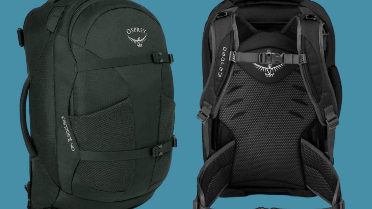Tortuga Setout Backpack Overview