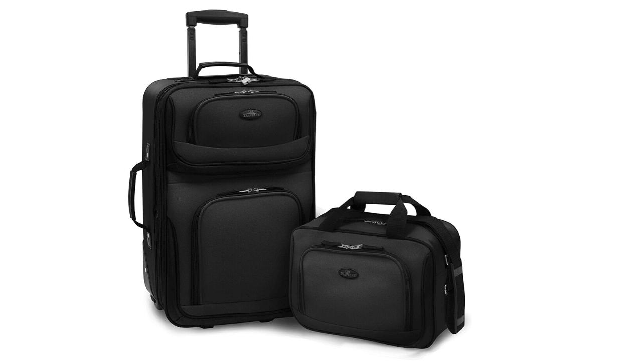 US Traveler Suitcases