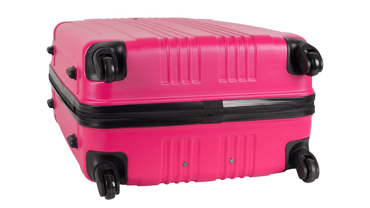 Wheeled Travel Duffle Design