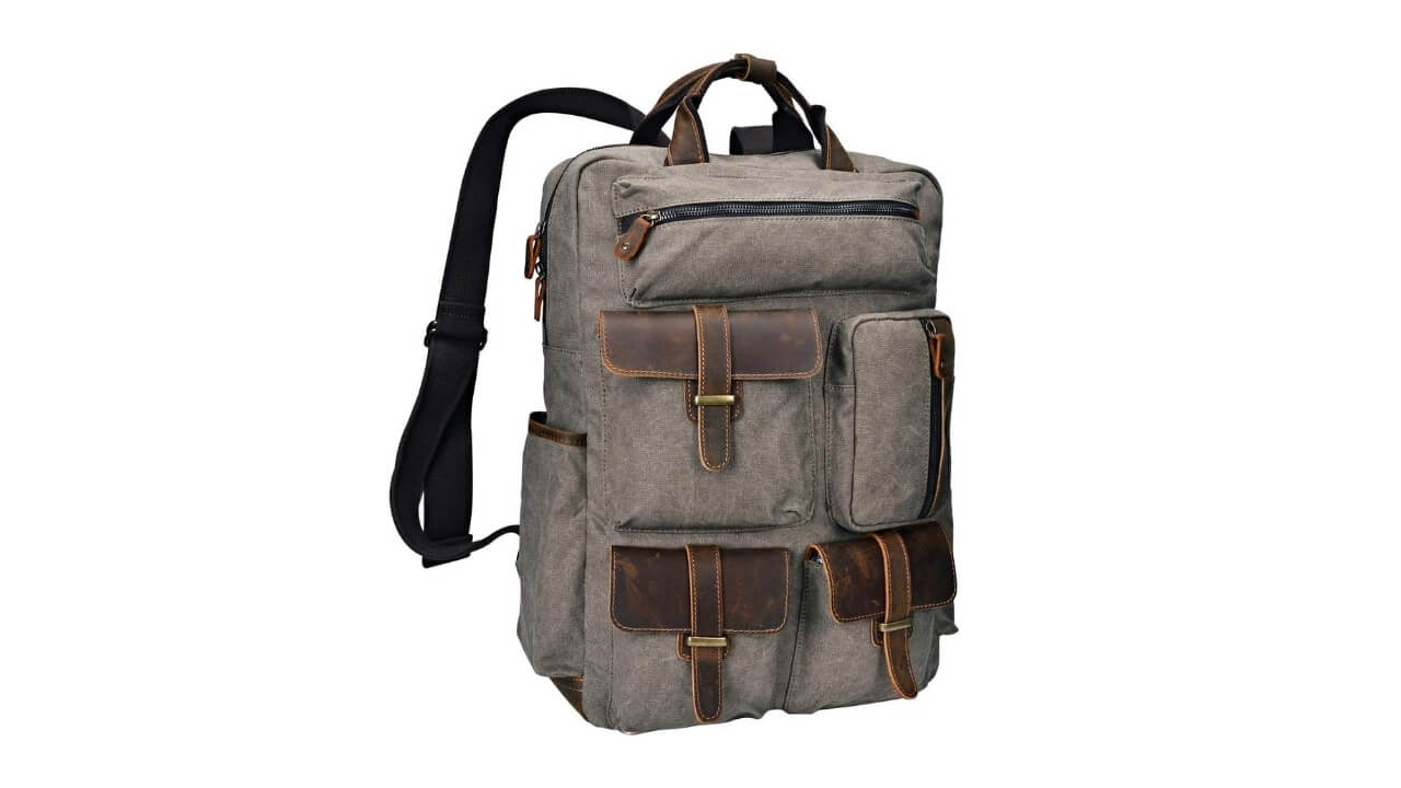 Altosy Canvas Backpack