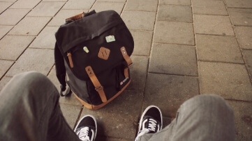 Backpack With Shoe Compartment Featured Image
