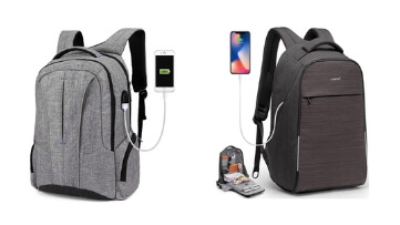Backpacks With Chargers