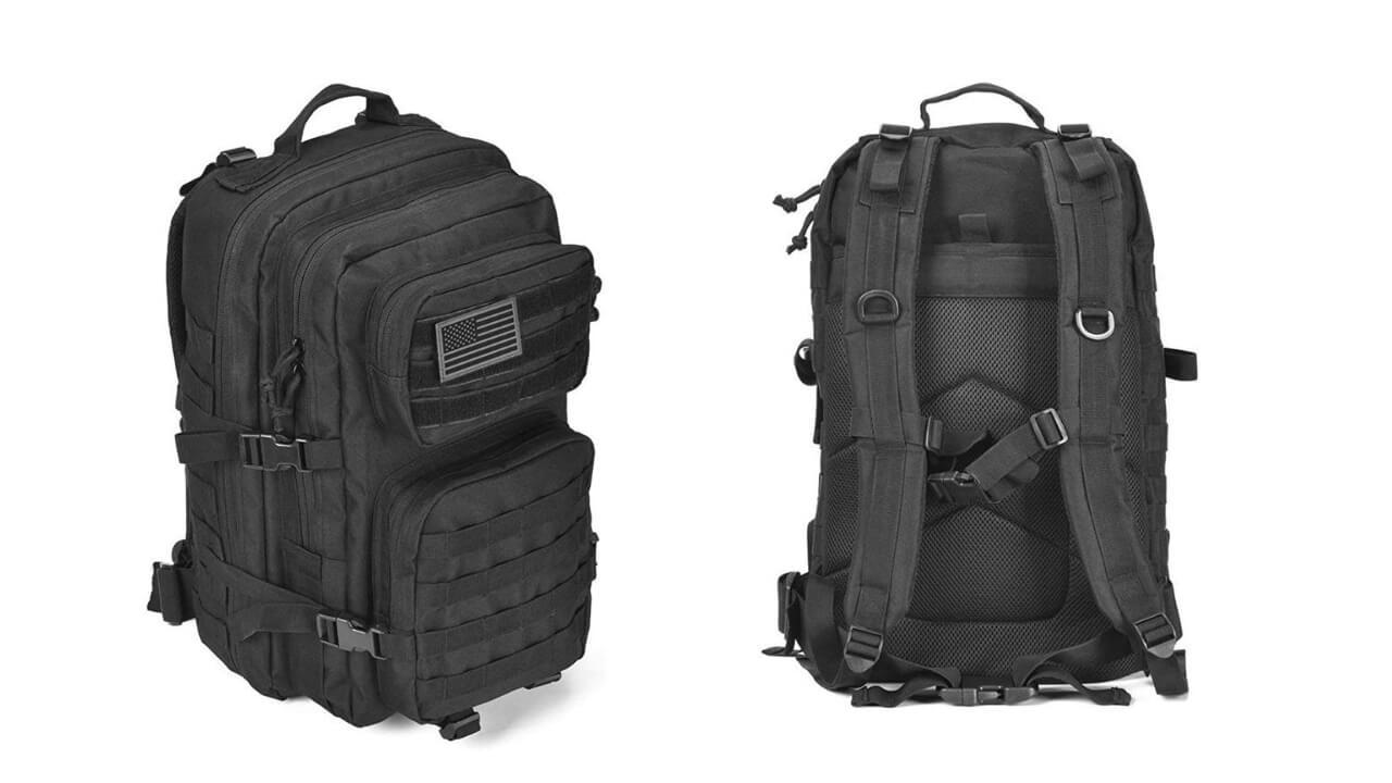 Best Tactical Backpack Under 50$