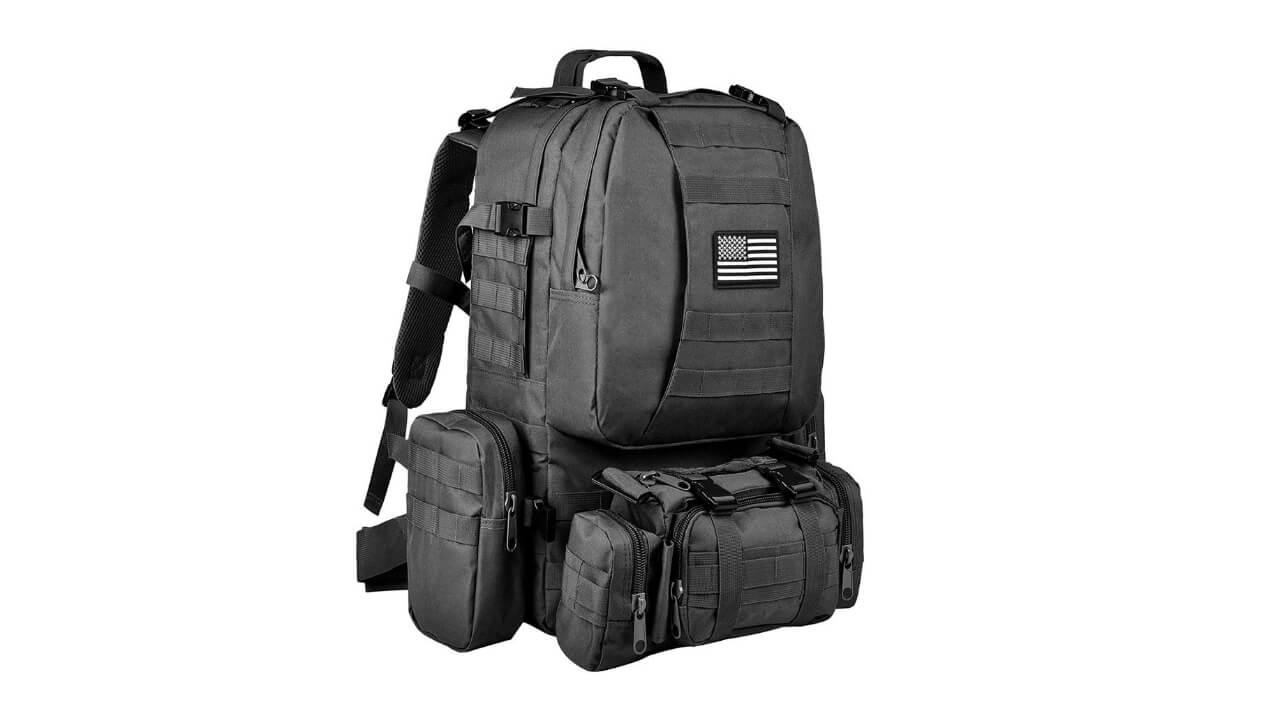 CVLIFE Best Tactical Backpack Under 50$