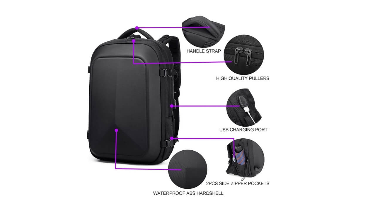 Careteilly Backpacks For College Students