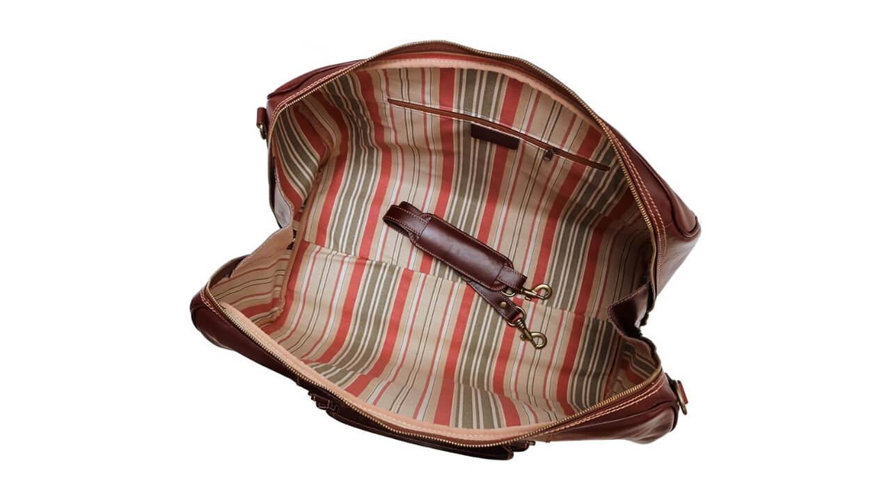 Cenzo Venezia Bag Compartments