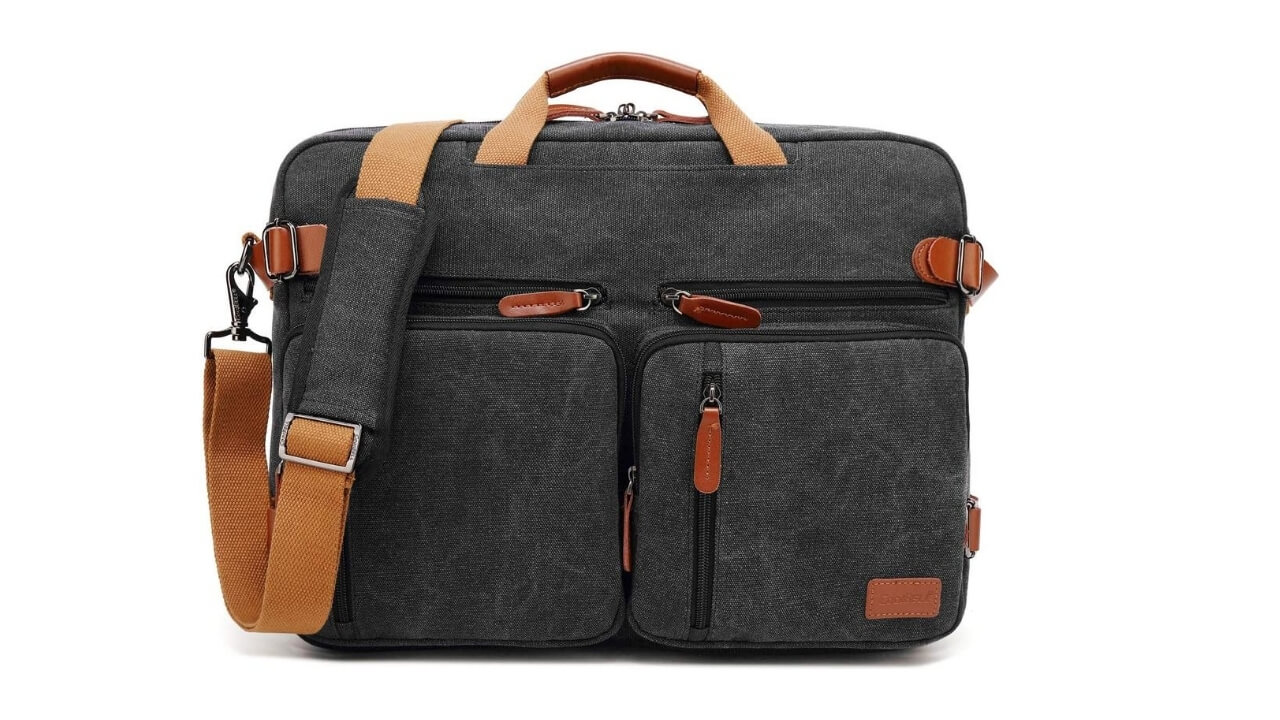Coolbell Laptop Messenger Bag For College Students