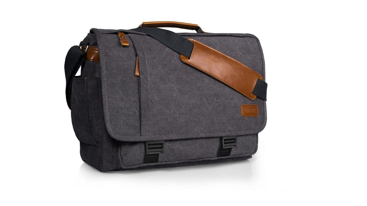 Estarer Laptop Messenger Bag For College Students