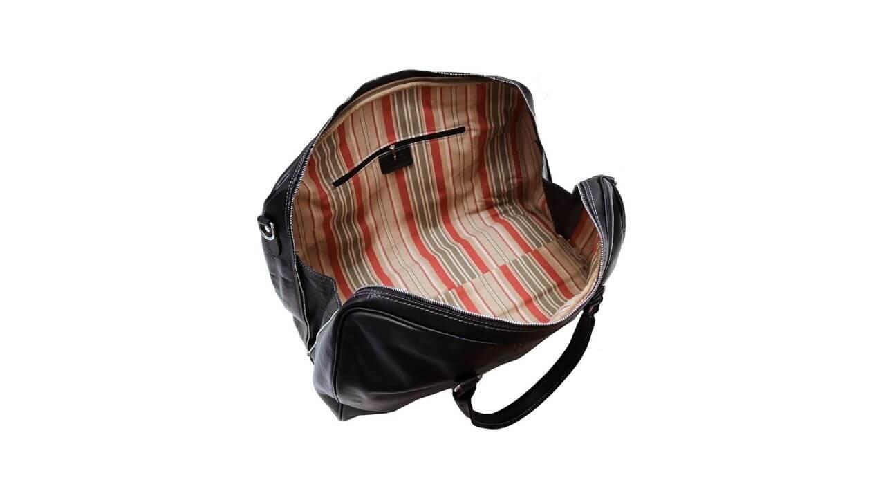 Floto Venezia Best Leather Duffle Bag