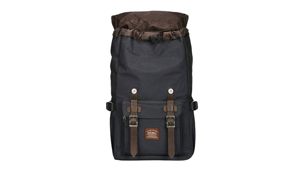 Kaukko Backpacks Compartments
