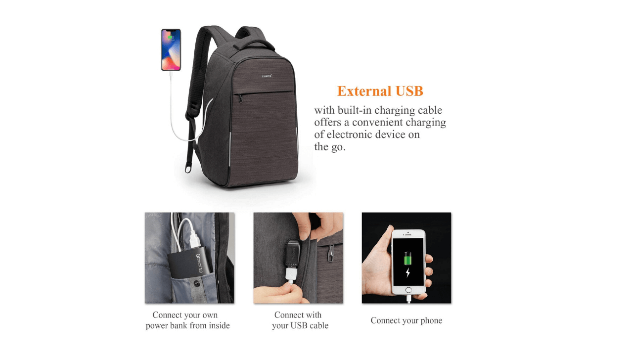 Kuprine Laptop Pockets