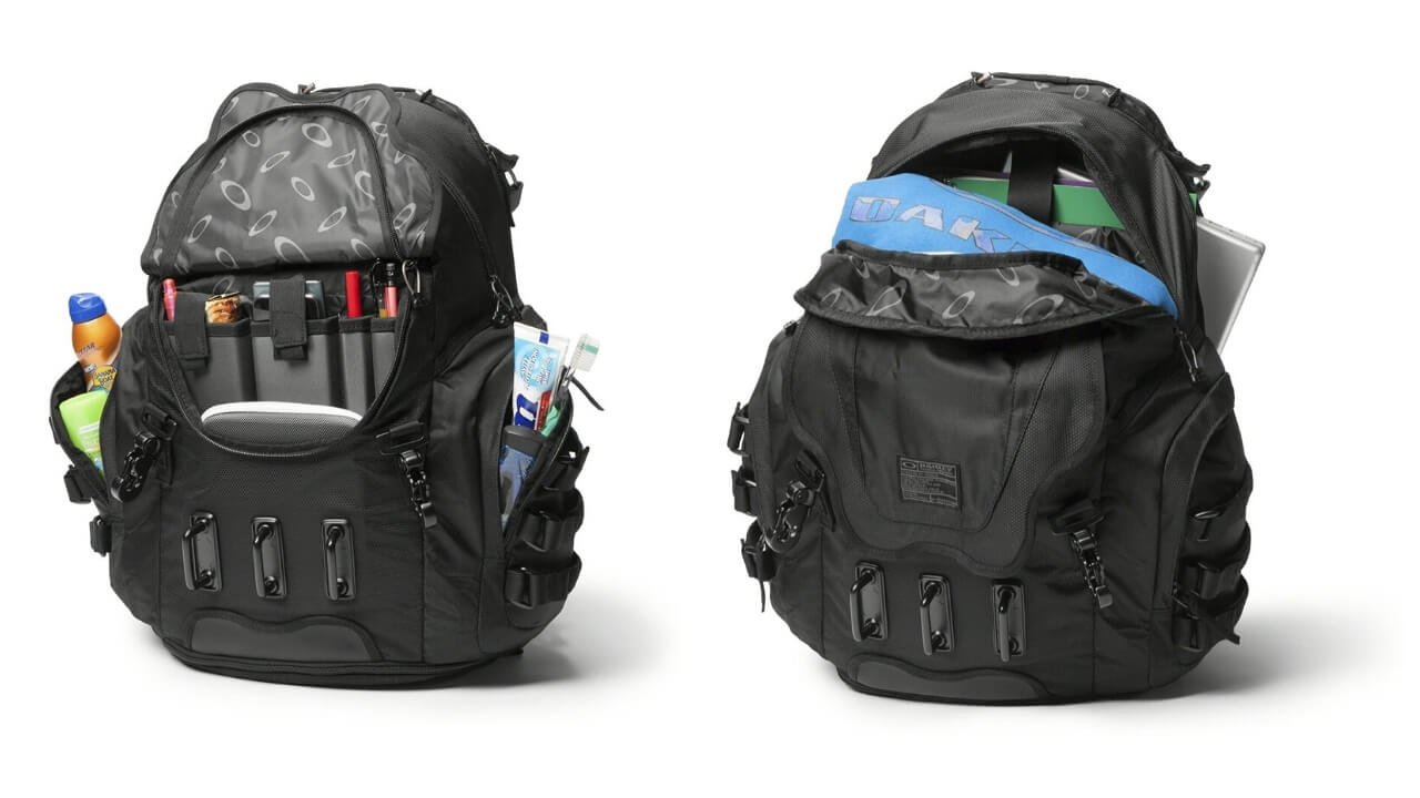 Oakley Backpack with shoe Compartment