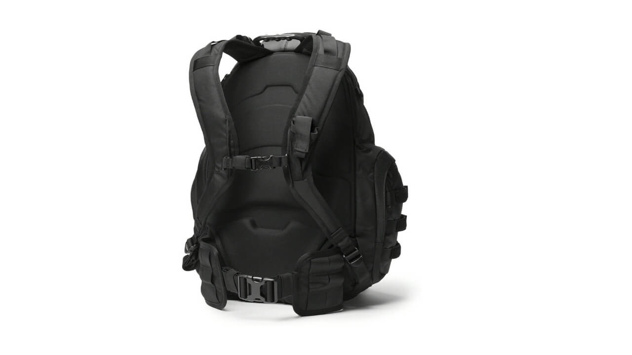 Oakley Backpack With Shoe Compartment Extra Features