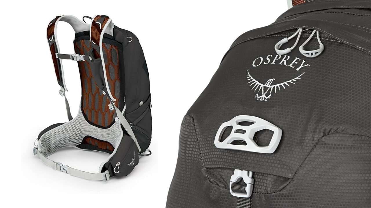 Osprey Bag Extra Features