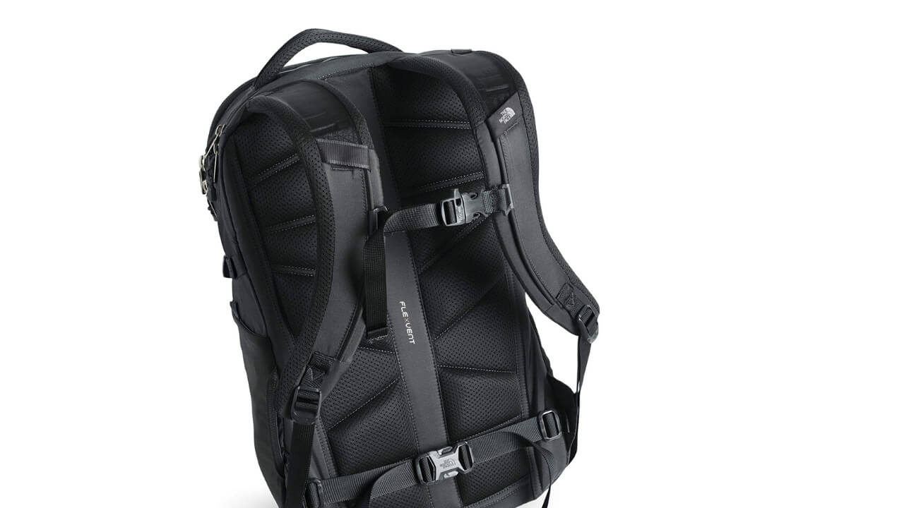 The North Face Daypack Features