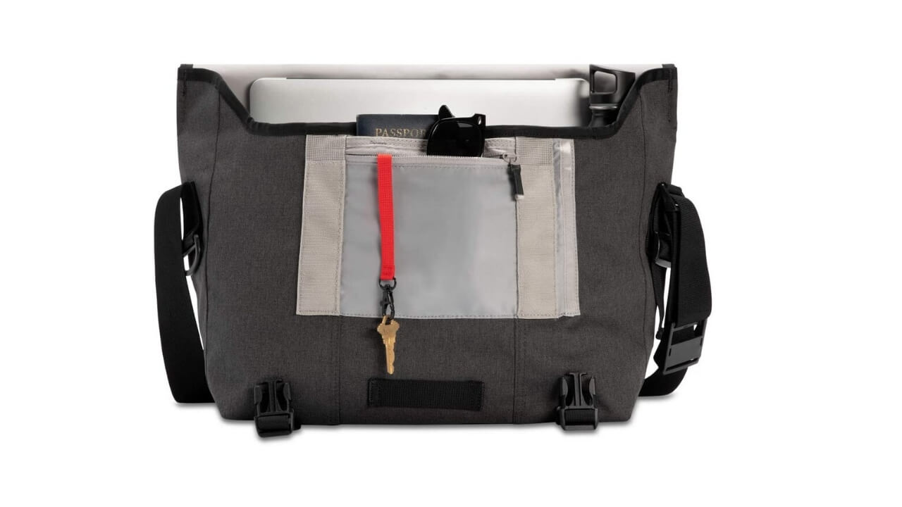 Timbuk2 Messenger Bag Design