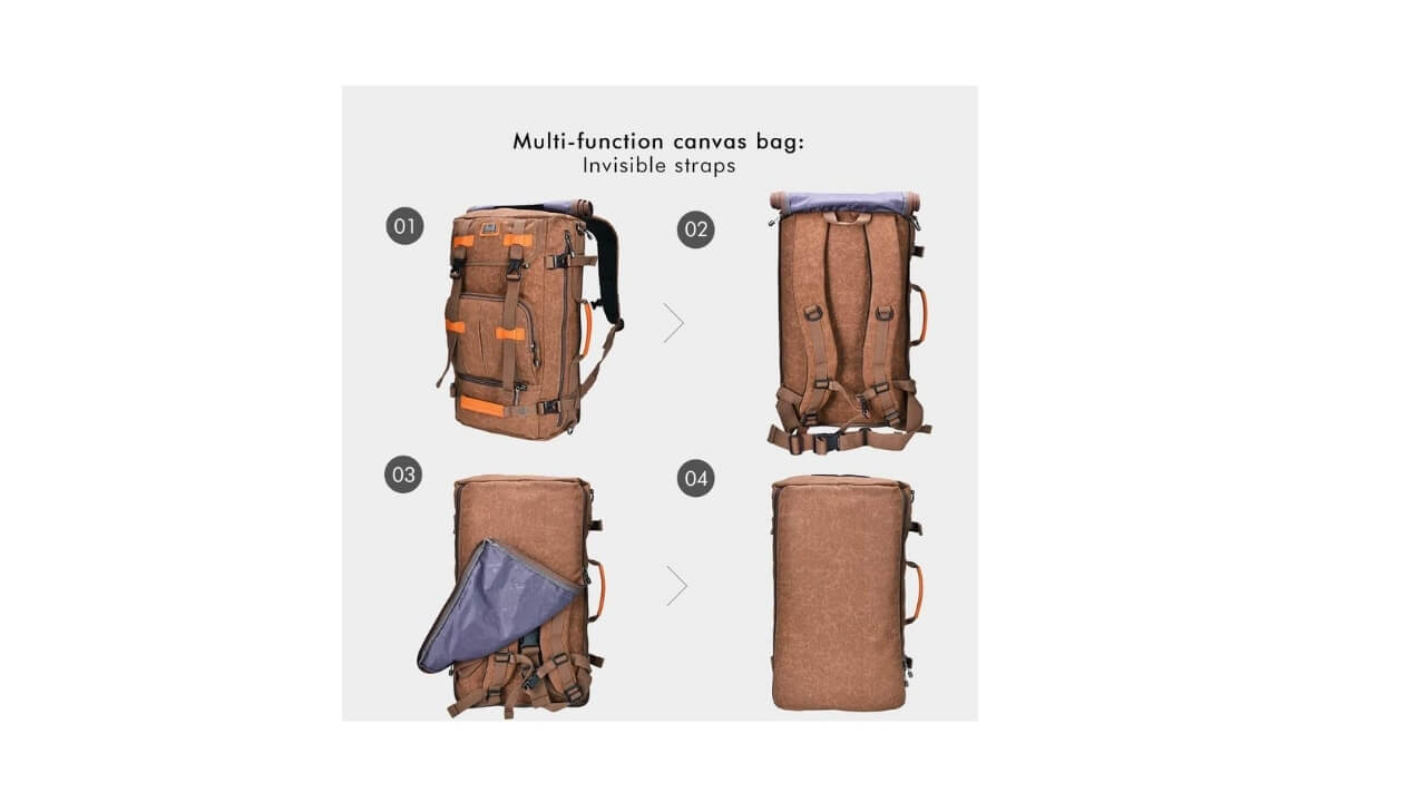 Witzman Backpack Design