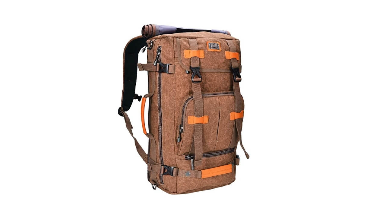 Witzman canvas Backpacks