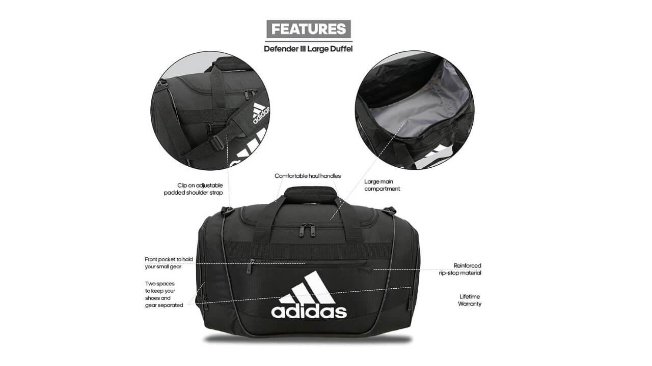 Adidas Best Gym Bag