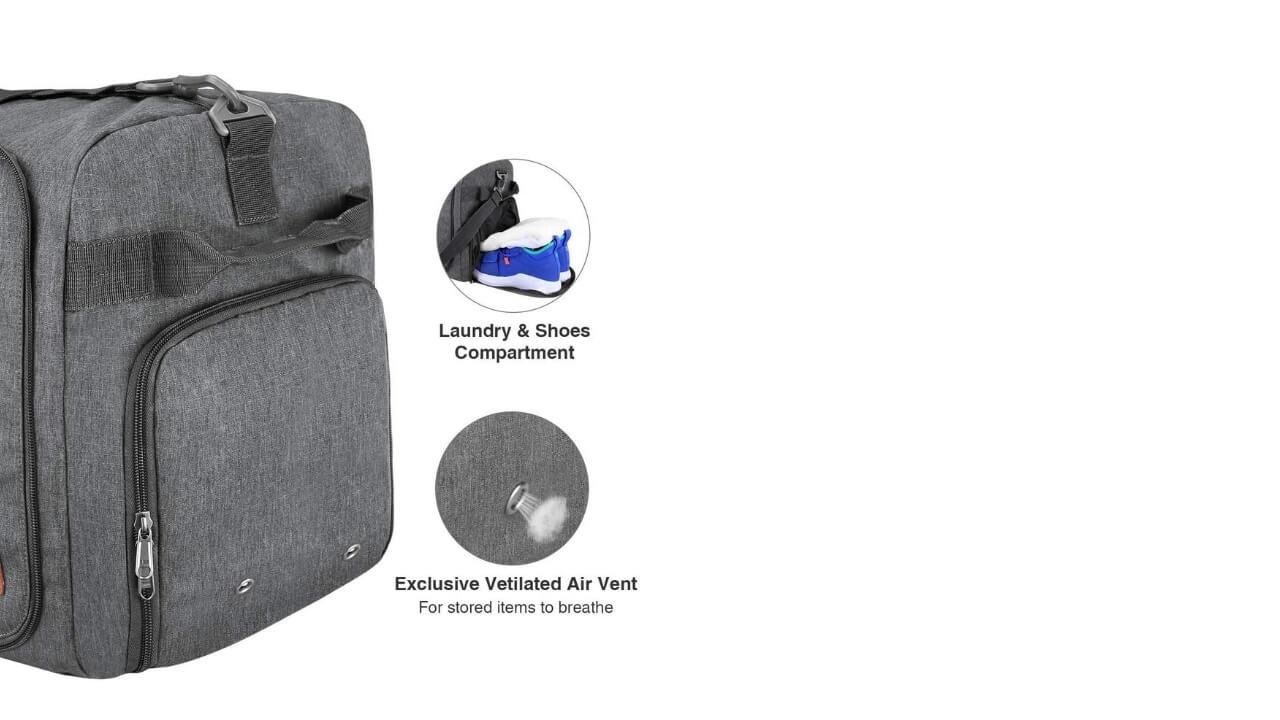 Canway Duffle Bag