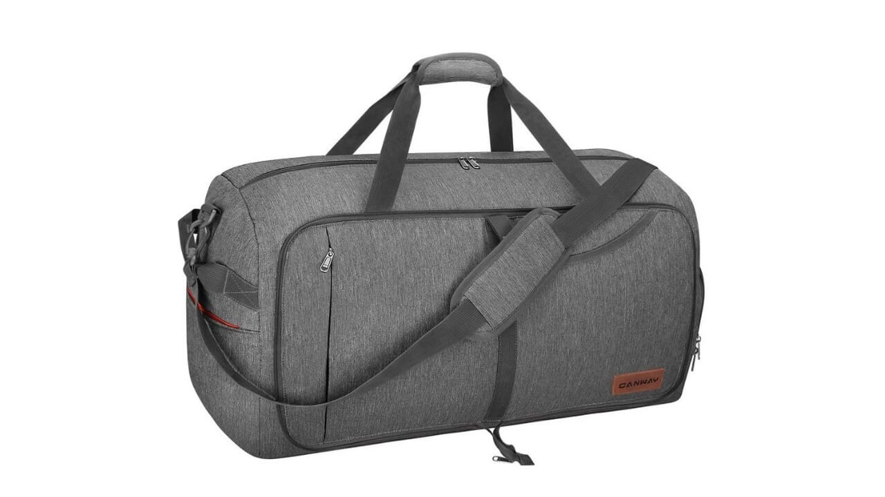 Canway Smell Proof Duffle Bag