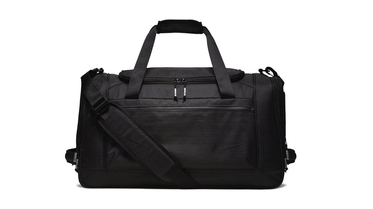 Nike Leather Golf Shoe Bag