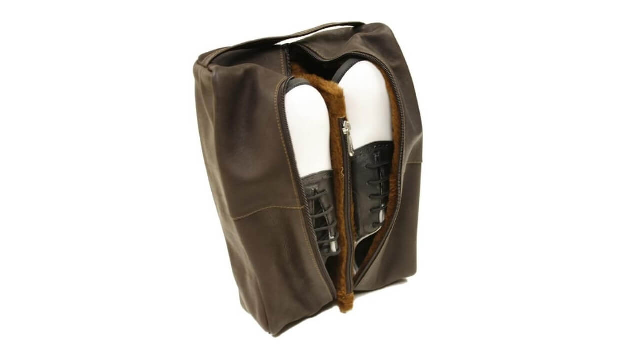Piel Golf Bag