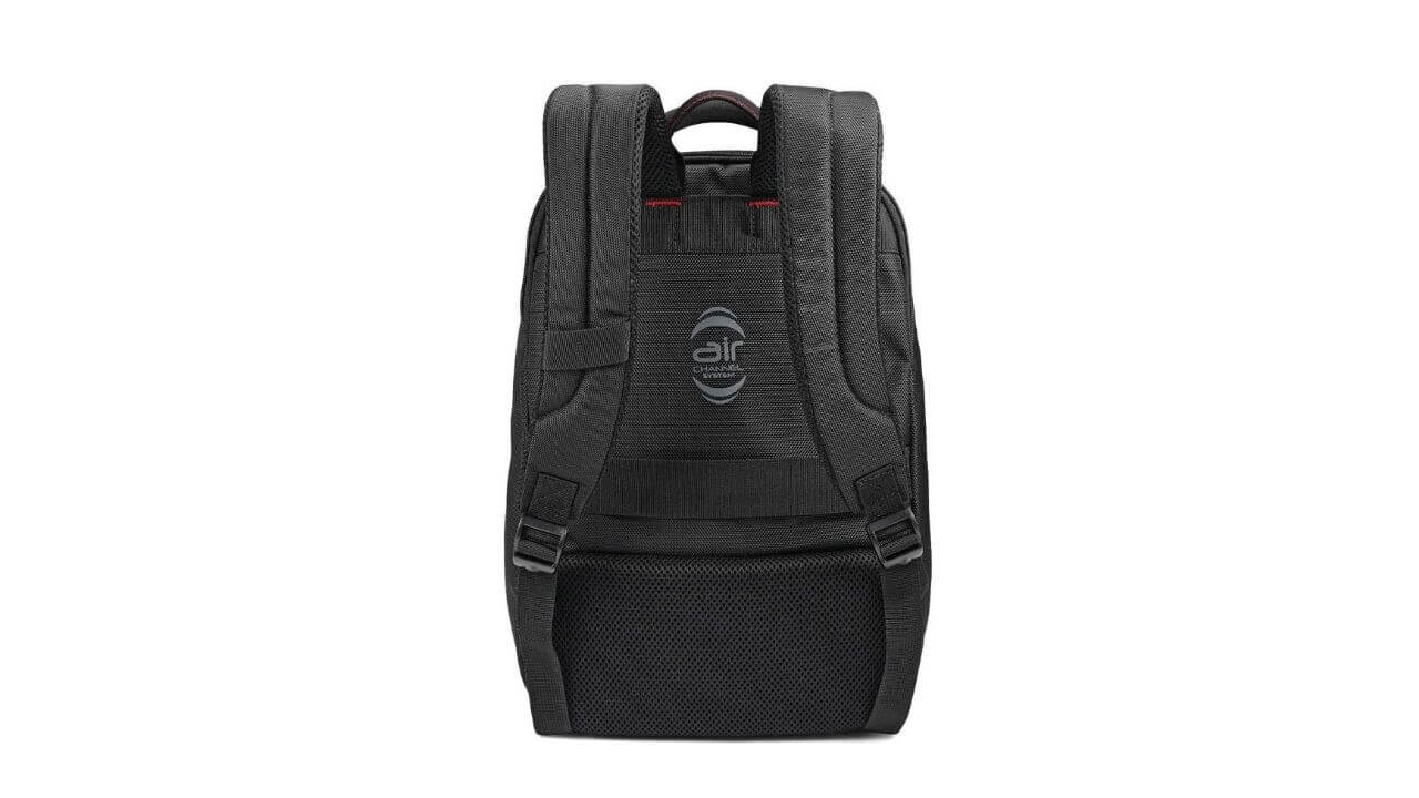 Samsonite Backpack Extra Features
