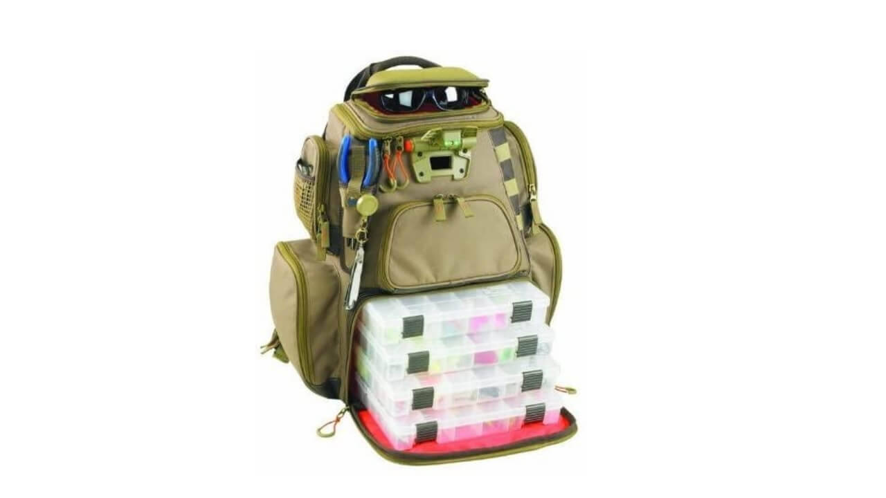 Wild River CLC Best Fishing Backpack