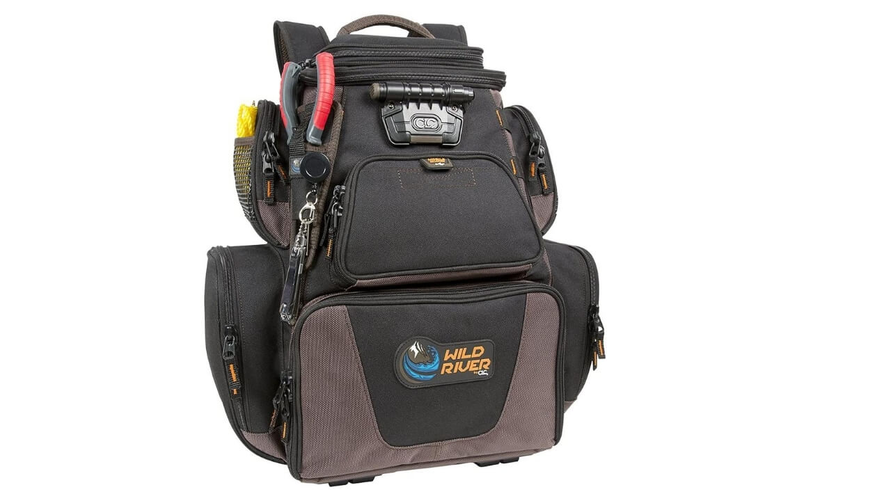 Wild River Nomad Best Fishing Backpack