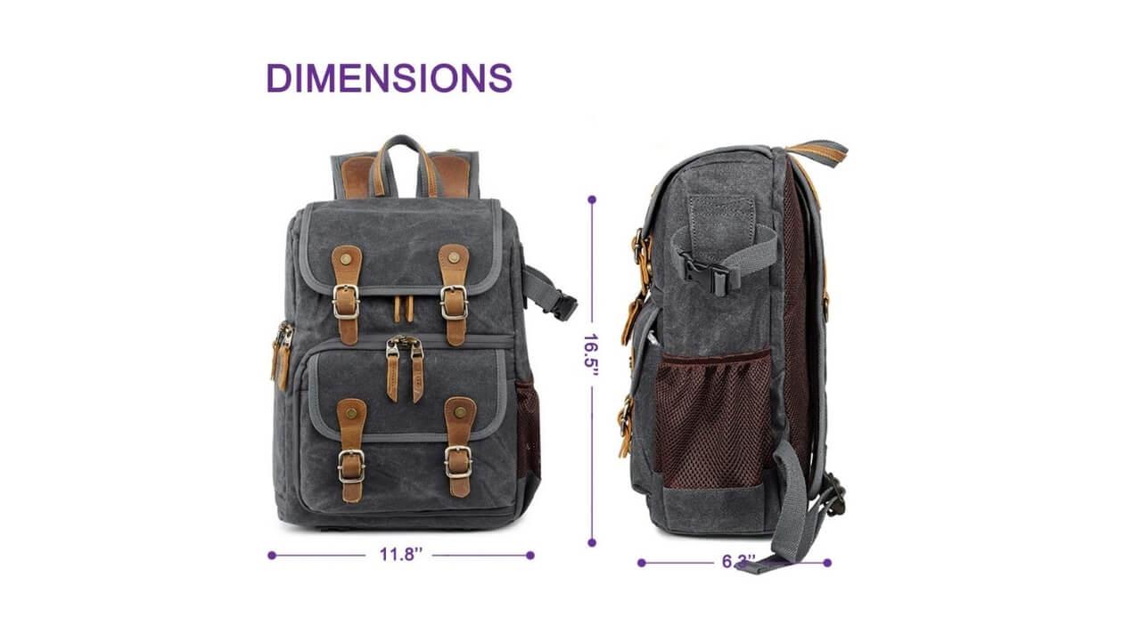 Abonnyc Backpack Design