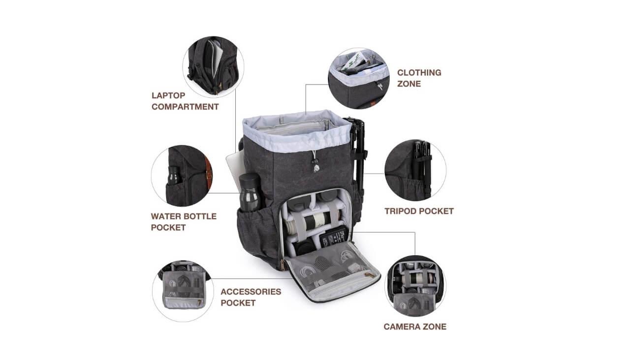 Bagsmart Backpack