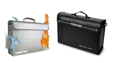 Best Fireproof Bag