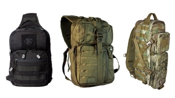 Best Tactical Sling Backpack