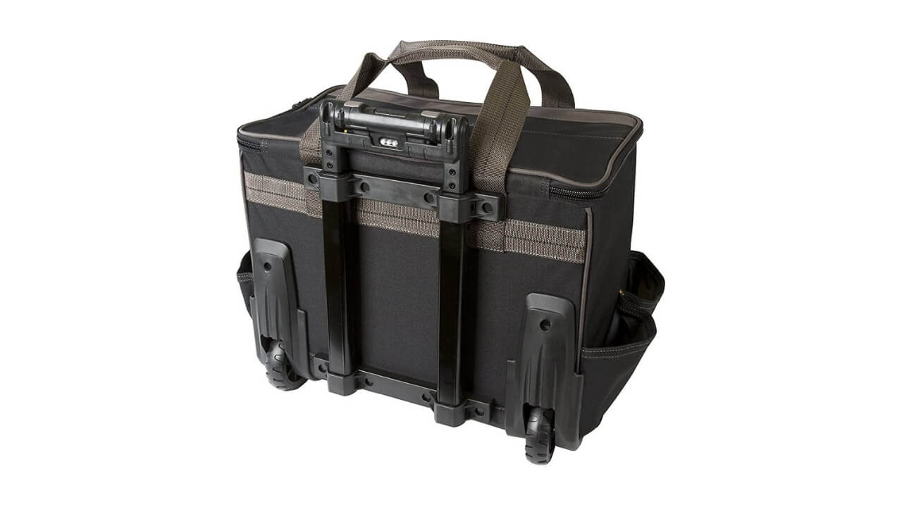 CLC Rolling Tool Bag