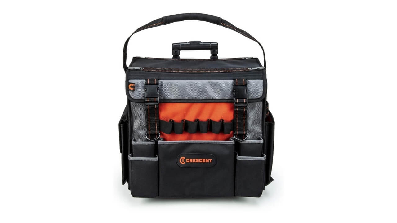 Cresent Rolling Tool Bag