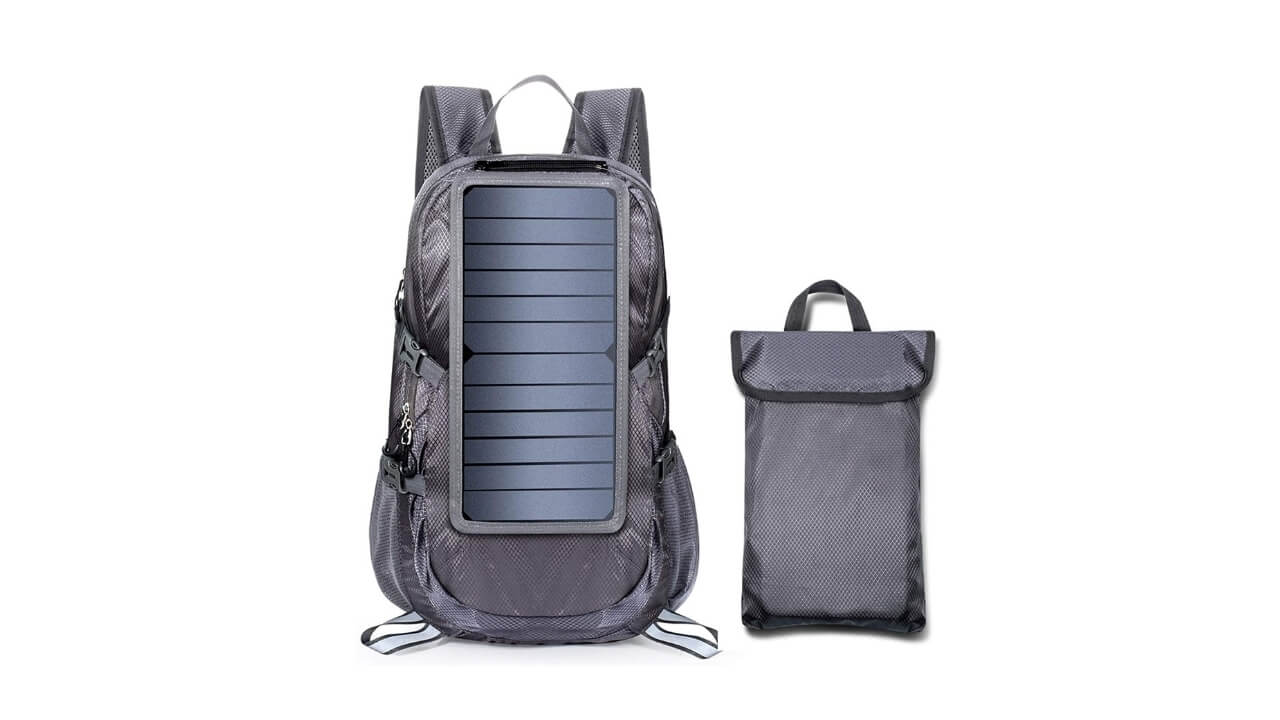 ECEEN Best Solar Backpack