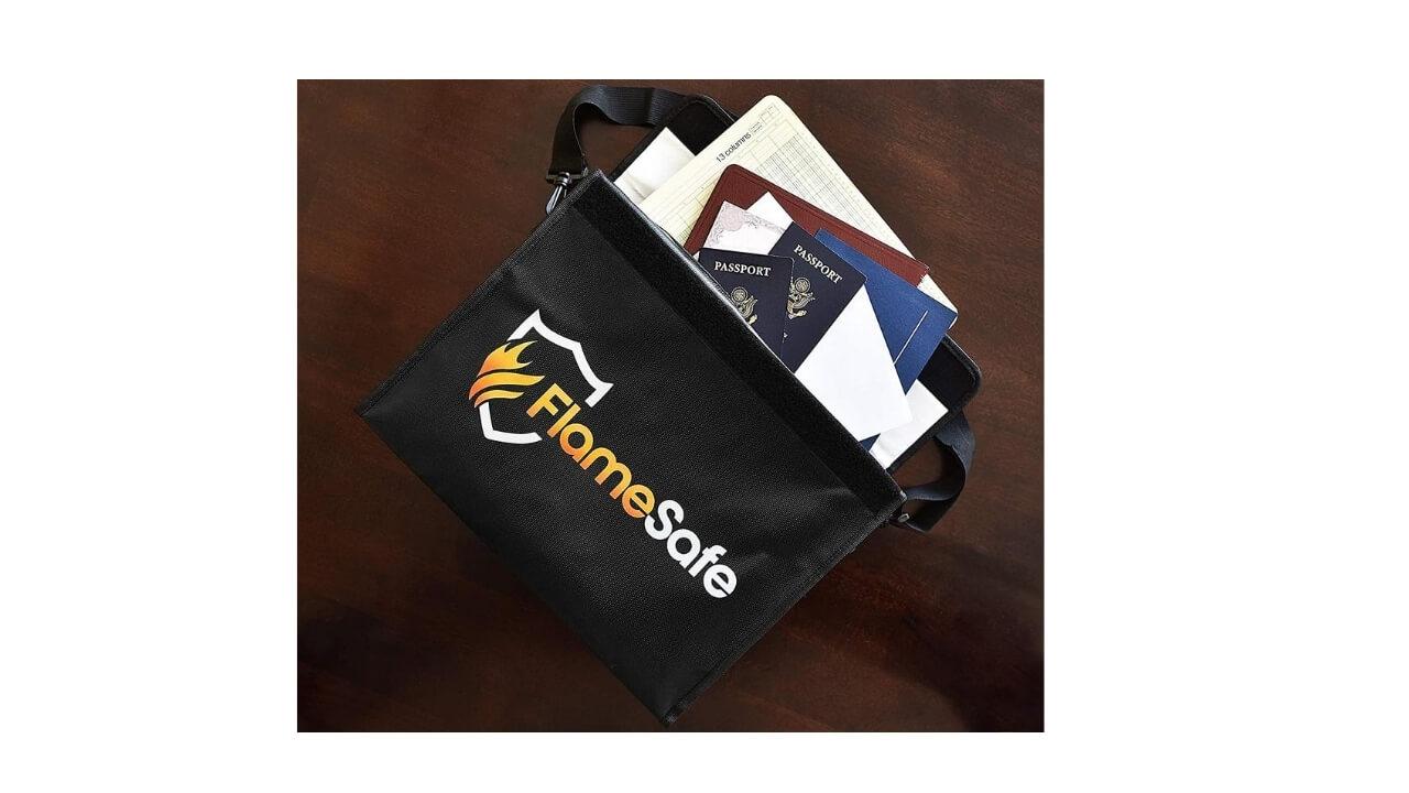 FlameSafe Bag