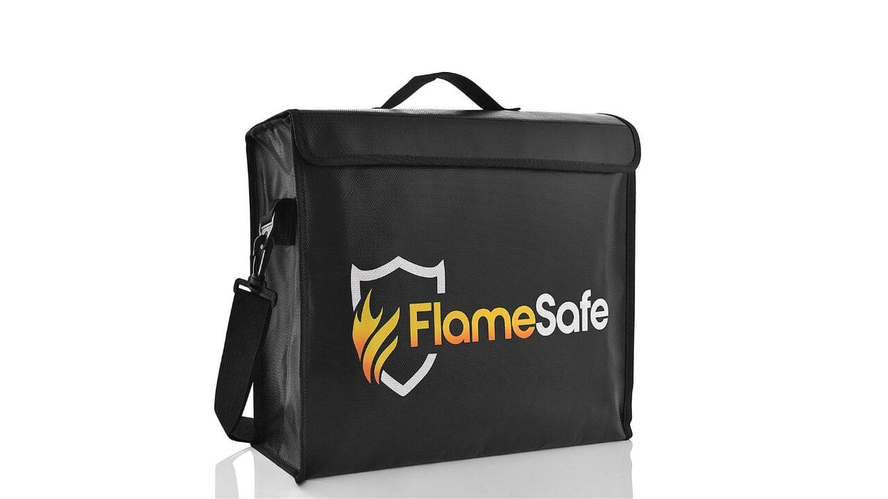 FlameSafe Best Fireproof Bag