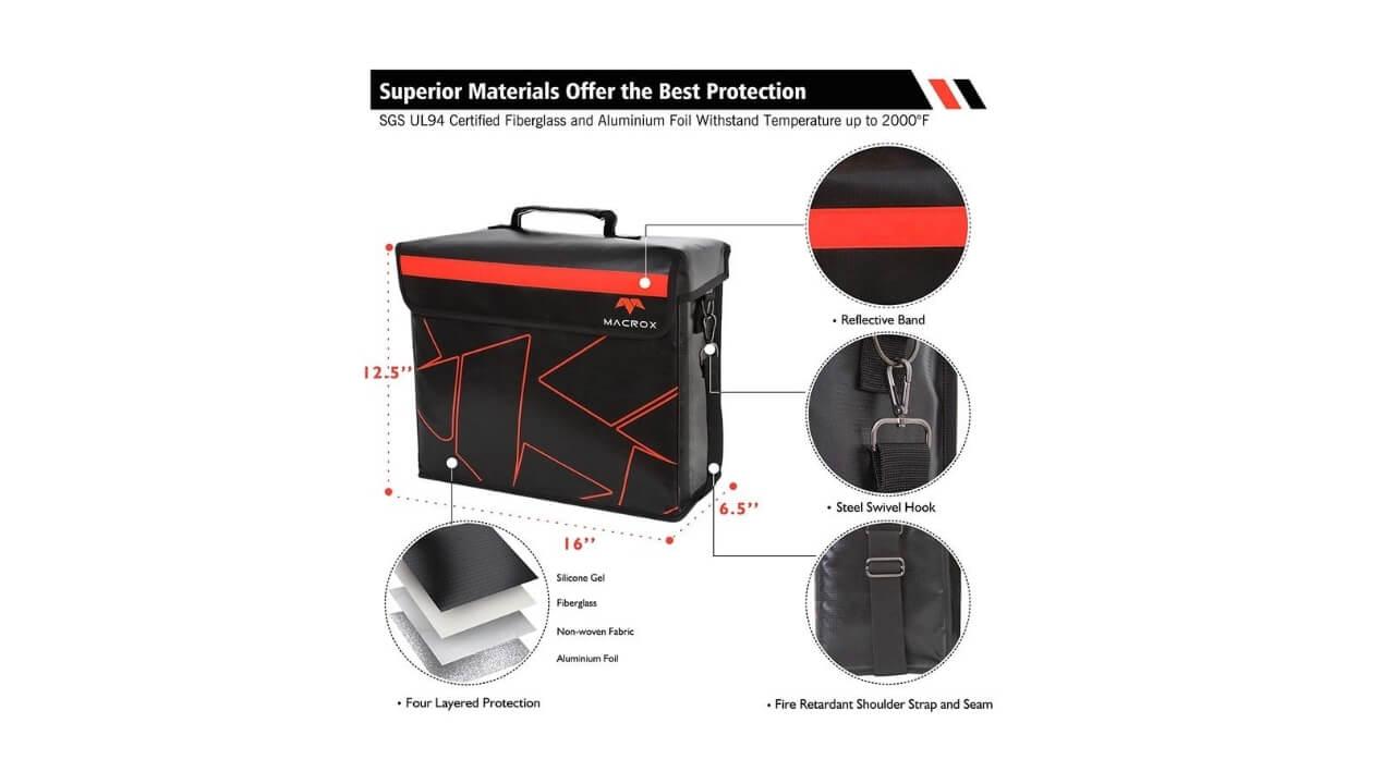 Flypal Bag Capacity