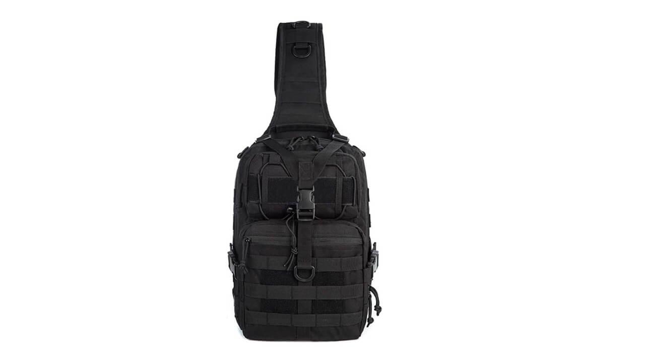 J CARP Best Tactical Sling Backpack