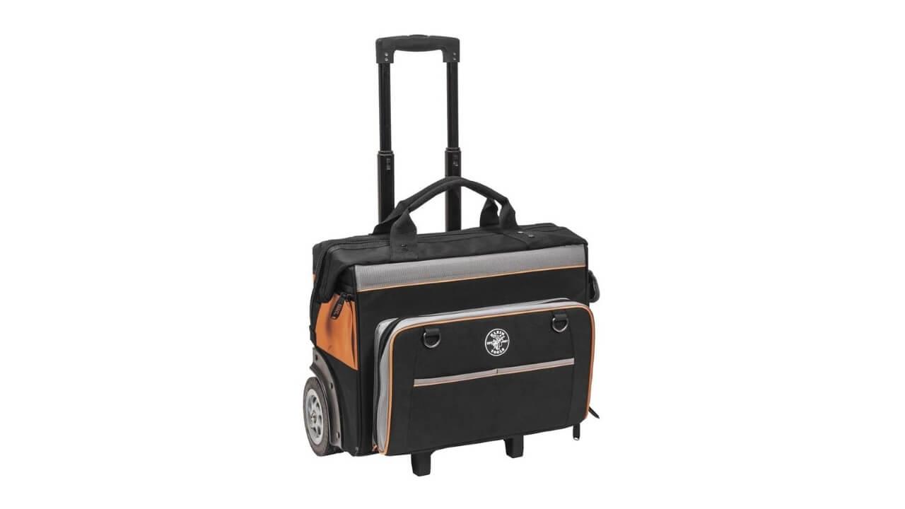 Klein Best Rolling Tool Bag