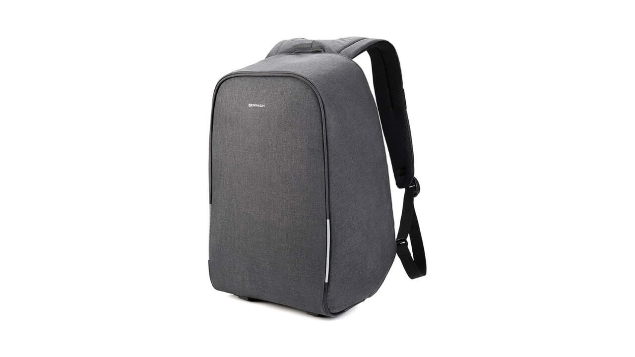 Kopack Best Anti Theft Backpack