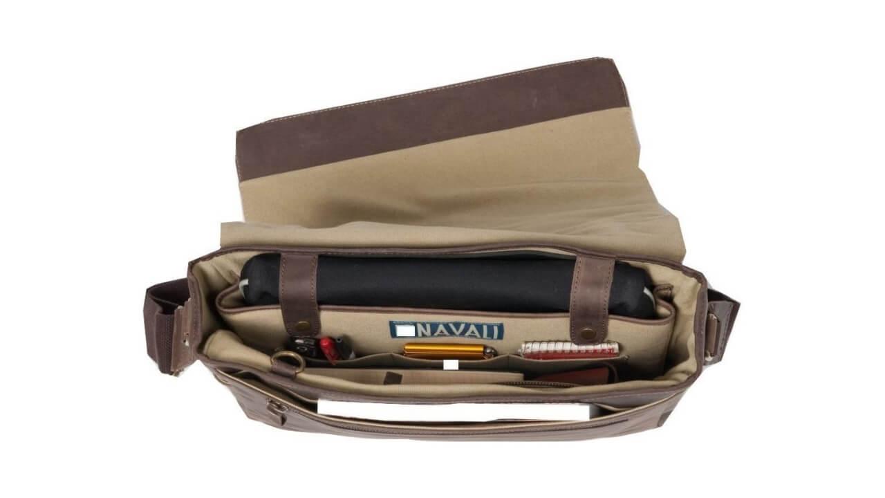 Navali Leather Bag