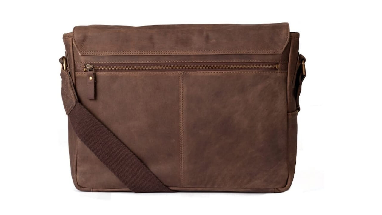 Navali Messenger Bag