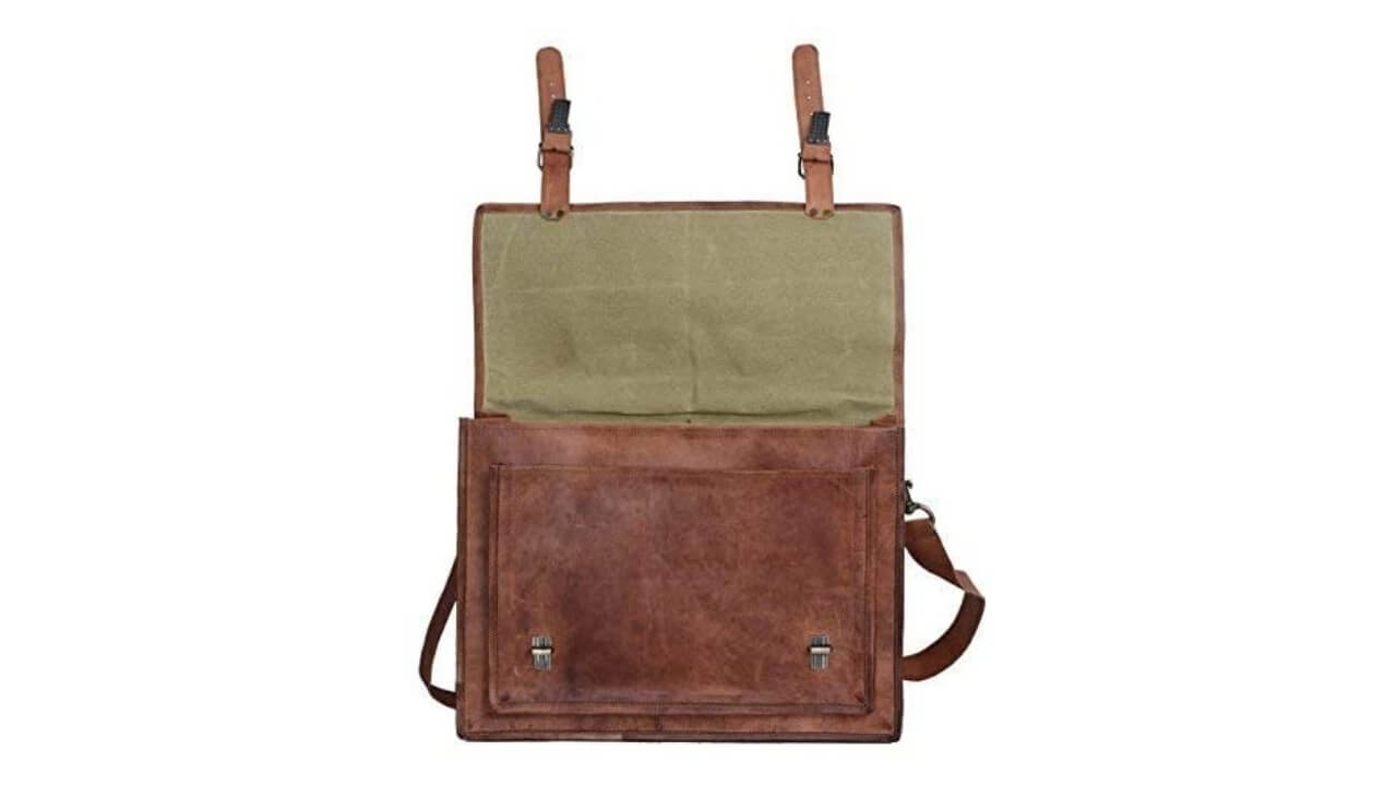 PL 18 Messenger Bag