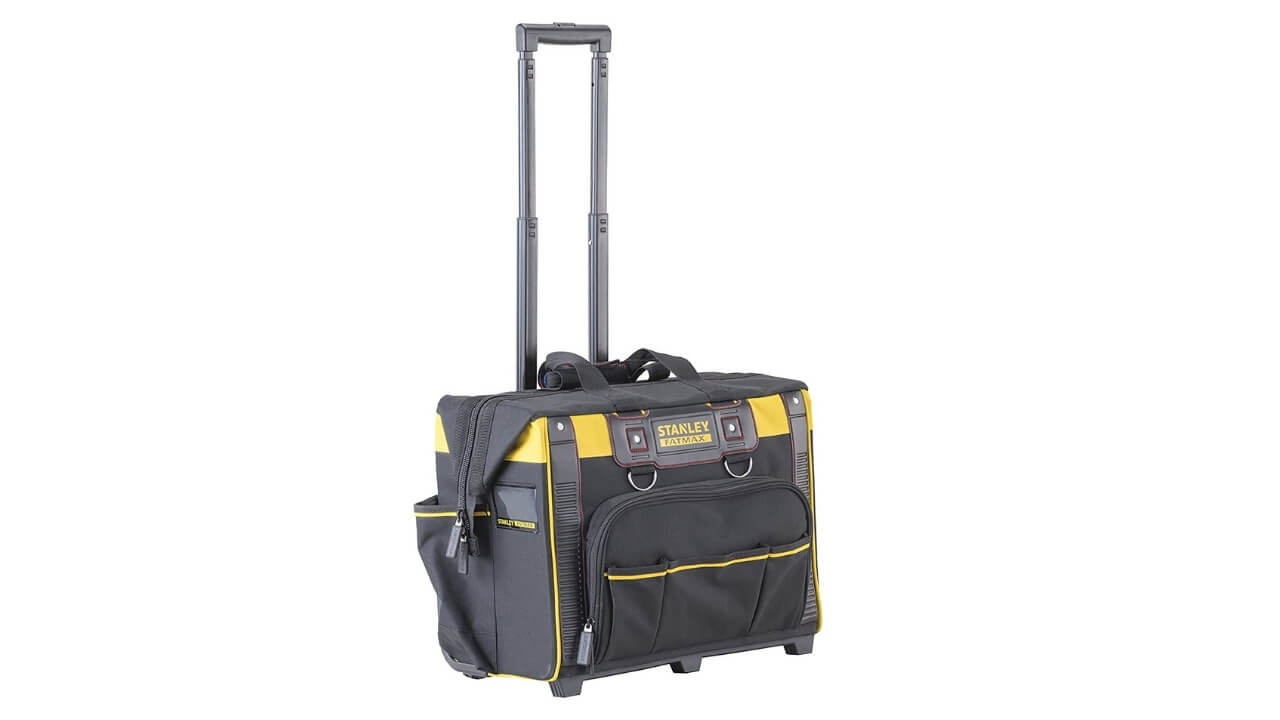 Stanely Best Rolling Tool Bag