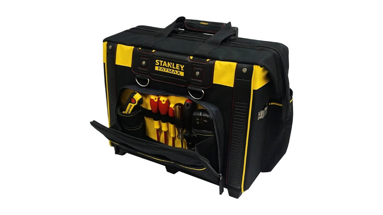 Stanely Rolling Tool Bag