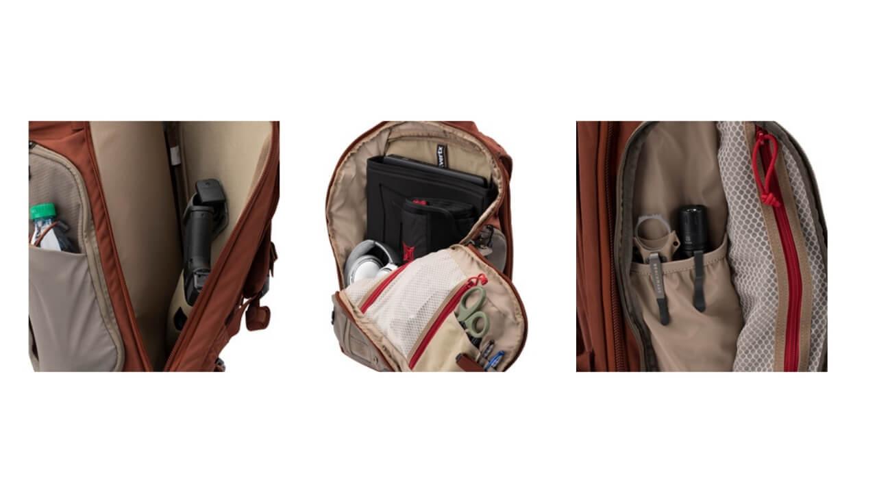 Vertx Unisex Backpack